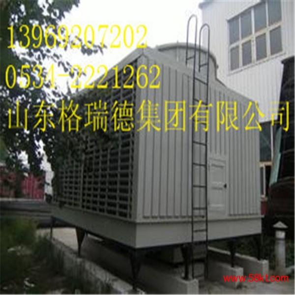 方形玻璃钢开放式冷却塔