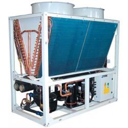 约克中央空调YCAE模块式风冷冷水机组