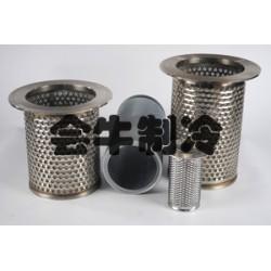 复盛SRG/SRF螺杆机吸气过滤器吸气滤芯