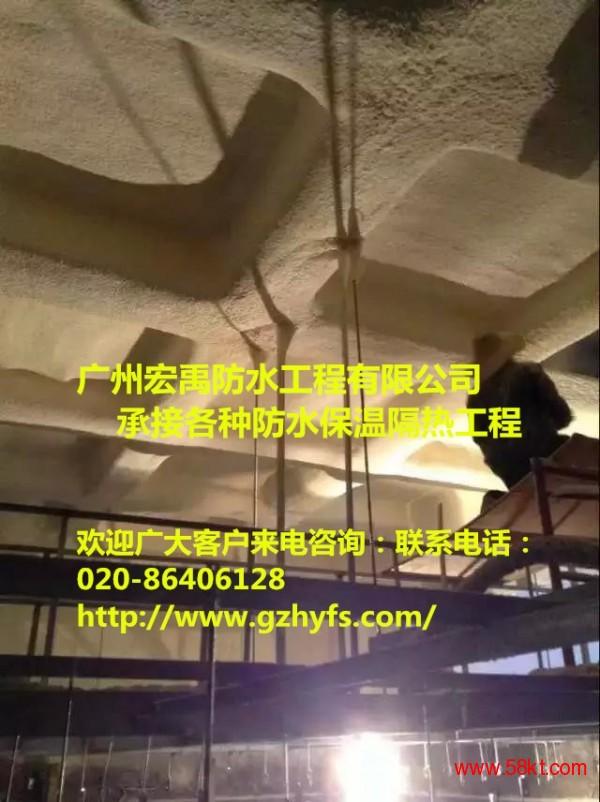 深圳聚氨酯冷库保温工程 聚氨酯冷库喷涂