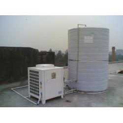 成都空气能中央热水器机组安装