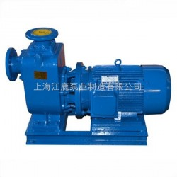 ZXL系列工业直联式清水自吸泵