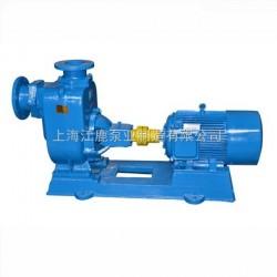 ZW型无堵塞污水自吸泵