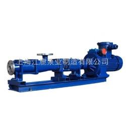 G型无极调速螺杆泵