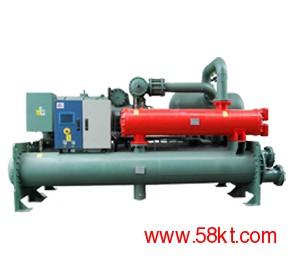 满液式螺杆水冷工业冷水机组