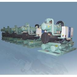 模块式工业冷水机组
