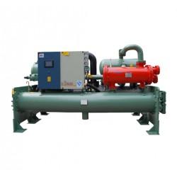 热回收满液式螺杆水冷冷水机组