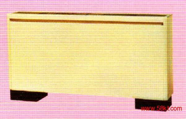 三菱电机落地型(明装式)家用中央空调