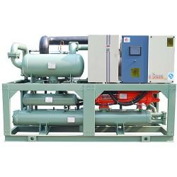 热回收水冷螺杆式冷凝机组