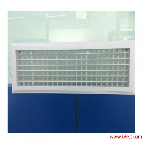 天津亚汇中央空调铝合金出风口替代品