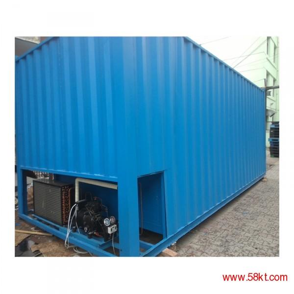 天津北京移动式冷库集装箱冷库