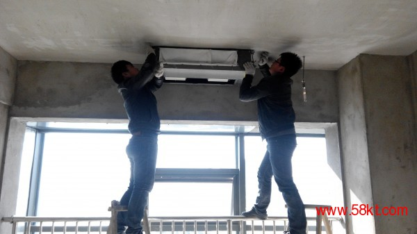 合肥家用中央空调中等户型一拖四方案