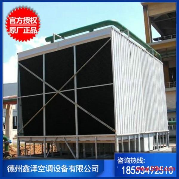 8T高效环保闭式冷却水塔 可定制加工
