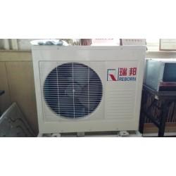 空气源热泵无水地暖主机