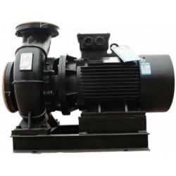 卧式制冷空调泵 冷热水循环管道泵 增压泵