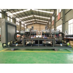博朗制冷机组, 高效节能、环保、高可靠性