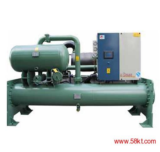 满液式螺杆式水源热泵机组