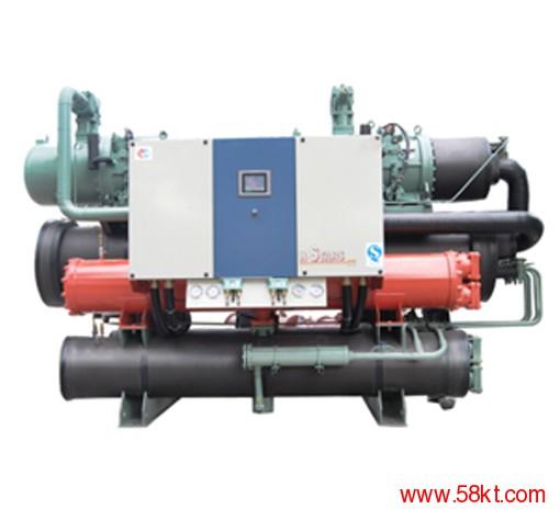 热回收螺杆式水源热泵机组