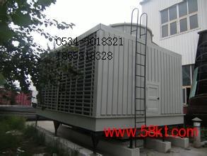 创惠0012方形横流冷却塔