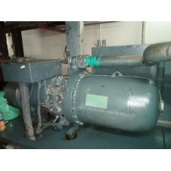 比泽尔压缩机维修, 中央空调进水机组维修