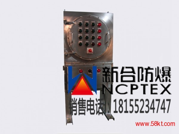 BSG-T系列不锈钢防爆防腐配电柜