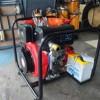 单缸柴油手抬式消防泵