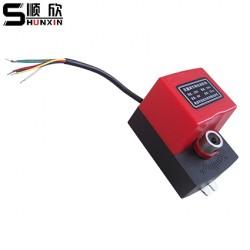 小方电动执行器电动调节风阀控制器