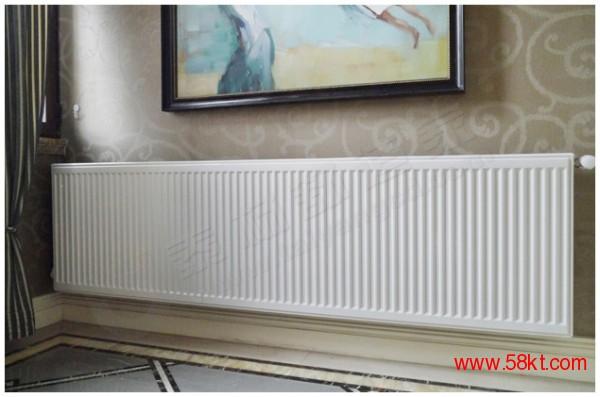 成都旧房装暖气片—90平住房安装
