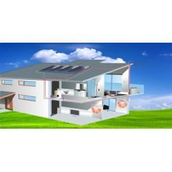 太阳能地暖凉山甘孜州太阳能供暖技术