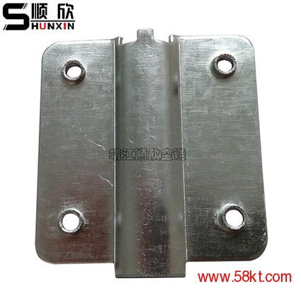 顺欣空调 镀锌阀门叶片压板 风管焊轴板