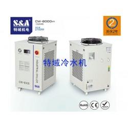 金属射频管co2激光打标机专用水冷机