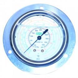 瑞士REFCO高压油表CLASS1.6