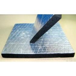 双面贴铝箔橡塑保温板