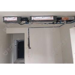 青白江家庭中央空调安装—看施工选安装