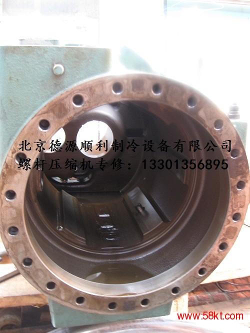 南京比泽尔CSW9582-210压缩机螺杆损坏维修