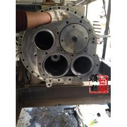 杭州复盛螺杆压缩机维修马达无法启动, 复盛抱轴维修 复盛压缩机奔油维修