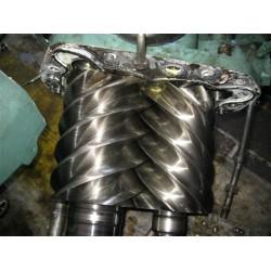 杭州比泽尔压缩机维修奔油故障, 比泽尔压缩机保养 比泽尔压缩机抱轴维修