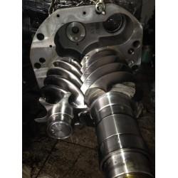 开利压缩机06DR013维修, 压缩机油压差原因及维修  压缩机奔油维修