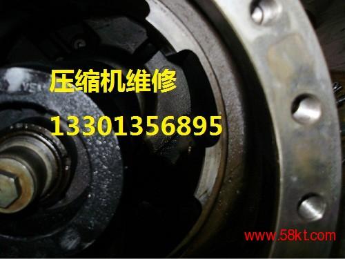 比泽尔螺杆压缩机维修排气温度高