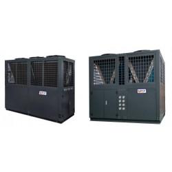空调热水一体机组