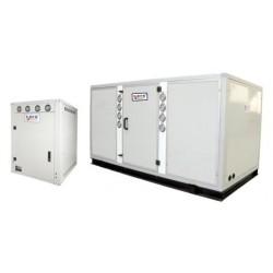 水源热泵热水机