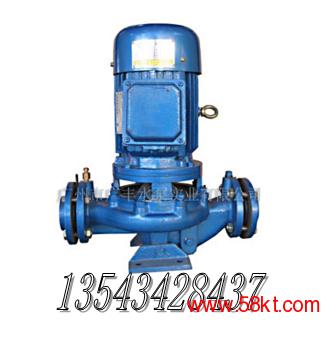 广州广丰GD铸铁立式离心泵