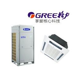 北京格力空调天井机四面出风空调