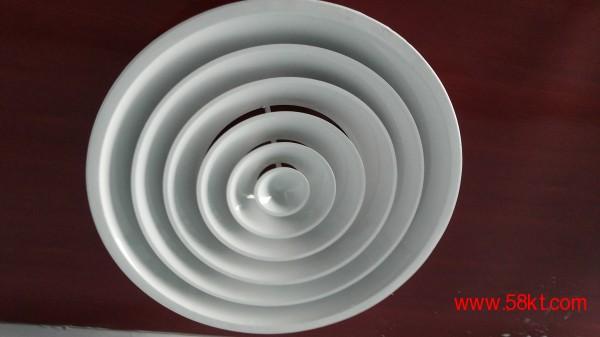 FK-41圆盘散流器 圆环形叶片散流器