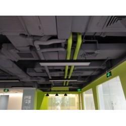 办公室装修中央空调通风管道改造