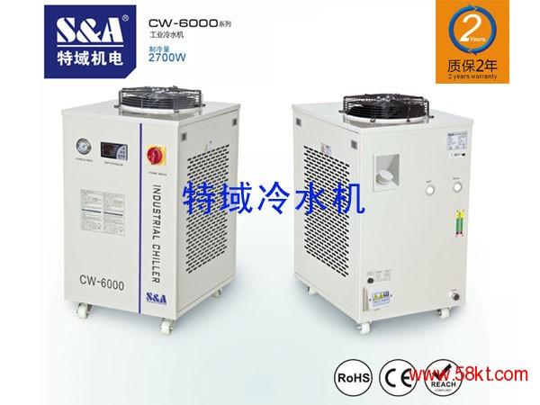 S&A 单温单泵冷水机 激光焊字机