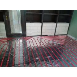 上海别墅碳纤维地暖安装