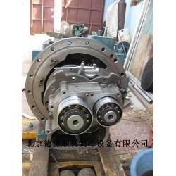 汉钟压缩机RG-410进气压力低维修