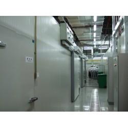 酒店双温冷库, 酒店厨房配套设施,蔬菜保鲜、肉类冷藏及海产品储存