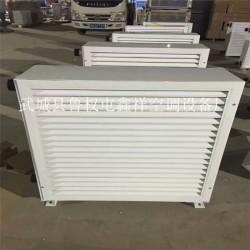 钢管铝片水暖热风机, 热风采暖设备